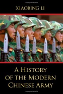 book historyofmodernchinesearmy
